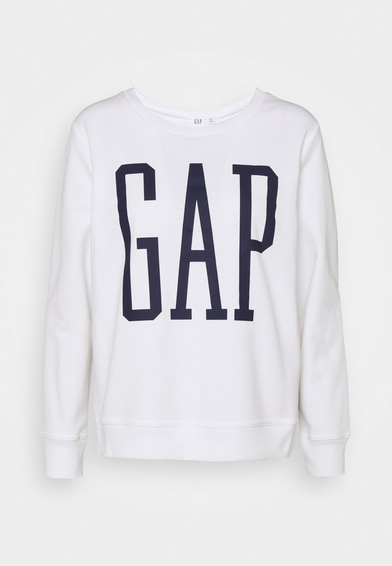 GAP Petite - Sweatshirt - white