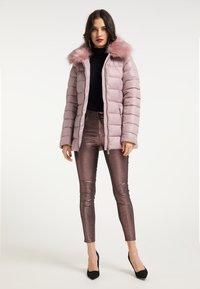 faina - Winter jacket - nude - 1