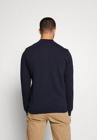 TOM TAILOR DENIM - Zip-up hoodie - sky captain blue - 2
