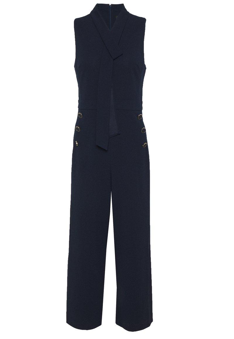 DKNY - SAILOR PANT  - Jumpsuit - navy