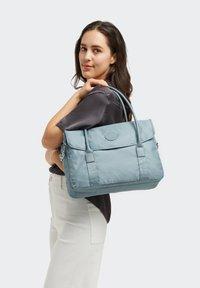 Kipling - SUPERWORKER S - Handbag - sea gloss - 0