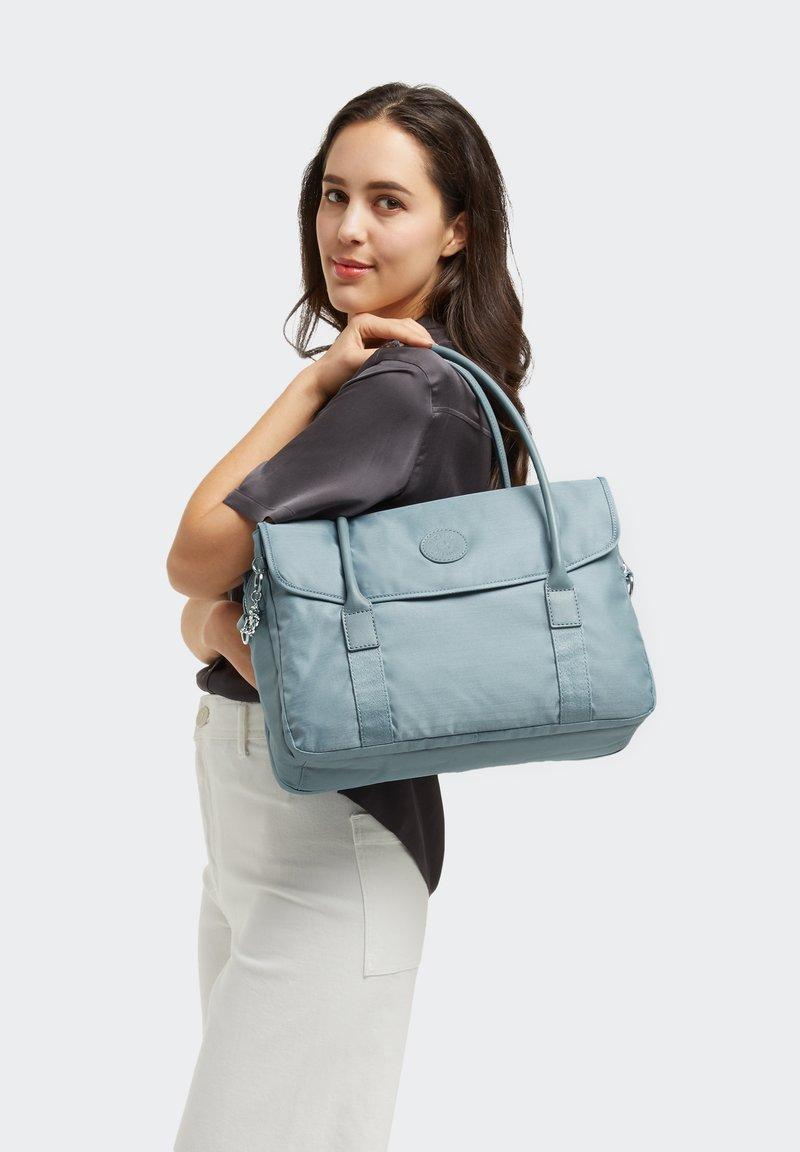 Kipling - SUPERWORKER S - Handbag - sea gloss