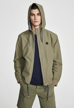 VANIER  - Summer jacket - khaki