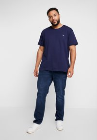 GANT - PLUS THE ORIGINAL - Basic T-shirt - evening blue - 1