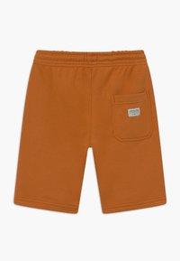 Quiksilver - EASY DAY TRACK  - Teplákové kalhoty - apricot buff - 1