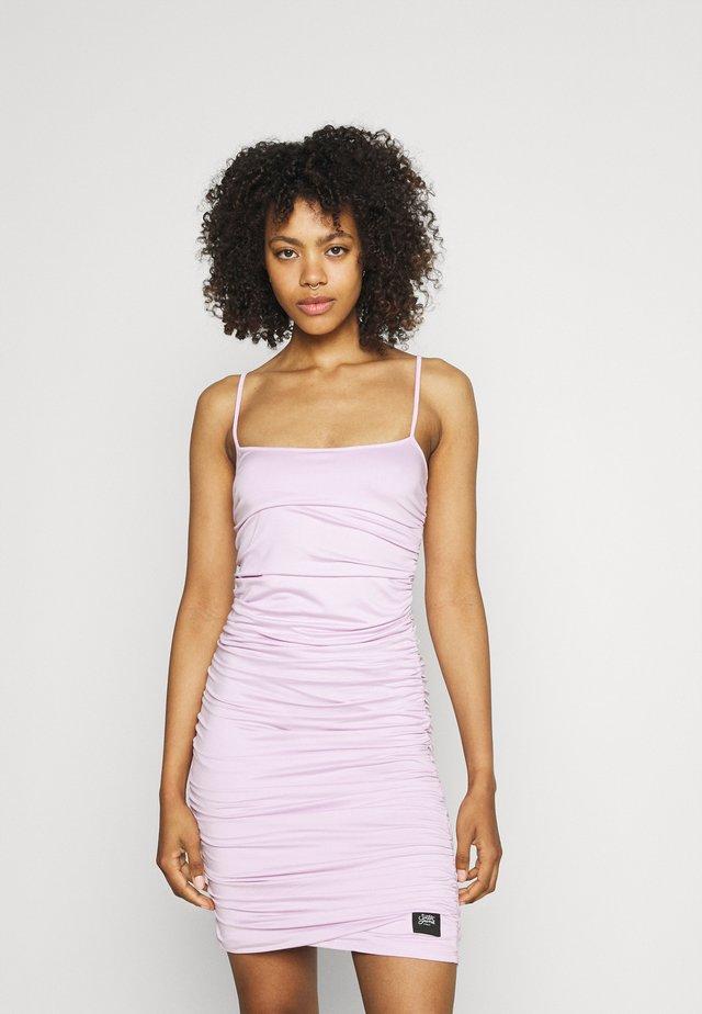 SEXY DRESS - Sukienka z dżerseju - lilac