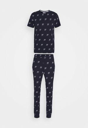 JACJASON SET - Pyjamas - maritime blue