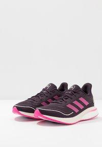 adidas Performance - SUPERNOVA SPORTS RUNNING SHOES UNISEX - Neutral running shoes - purple - 3