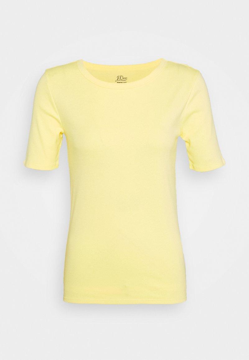 J.CREW - CREWNECK ELBOW SLEEVE - Basic T-shirt - vintage citrus