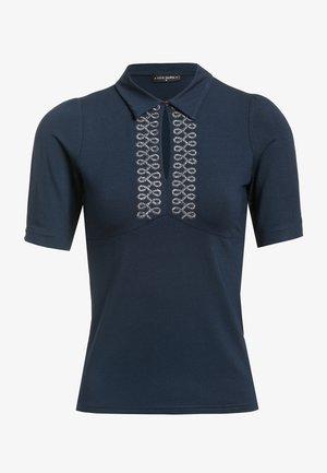 MISS SERGEANT  - Polo shirt - blau