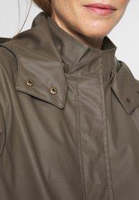 Soyaconcept - SC-ALEXA 1 - Waterproof jacket - dark army - 6