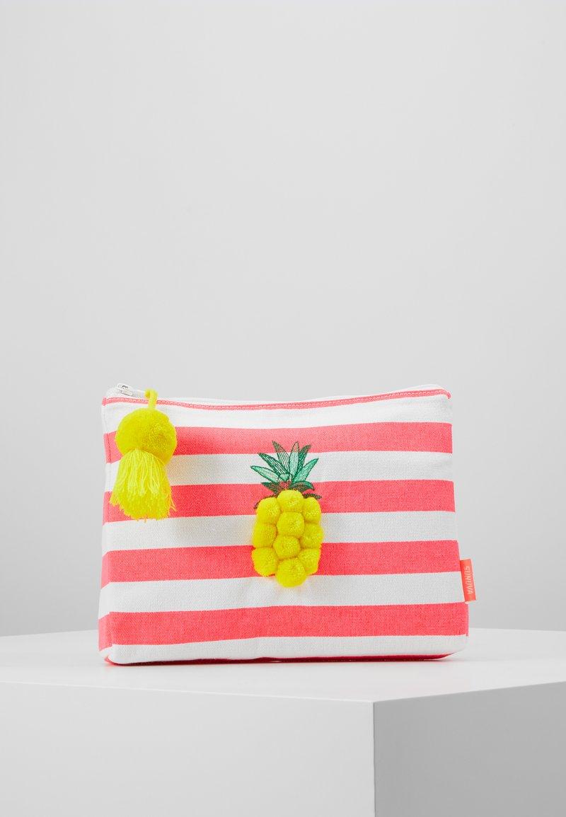 Sunuva - GIRLS FRUIT PUNCH PINEAPPLE WASHBAG - Handbag - pink