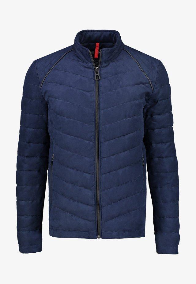 Light jacket - blaumelange