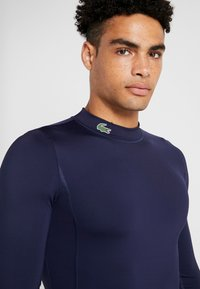 Lacoste Sport - UNDERLAYER - Funktionströja - navy blue - 4