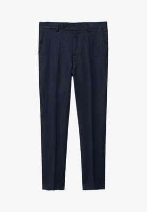 FLORIDA - Suit trousers - dunkles marineblau