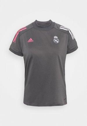REAL MADRID AEROREADY SPORTS FOOTBALL  - Klubbklær - grey