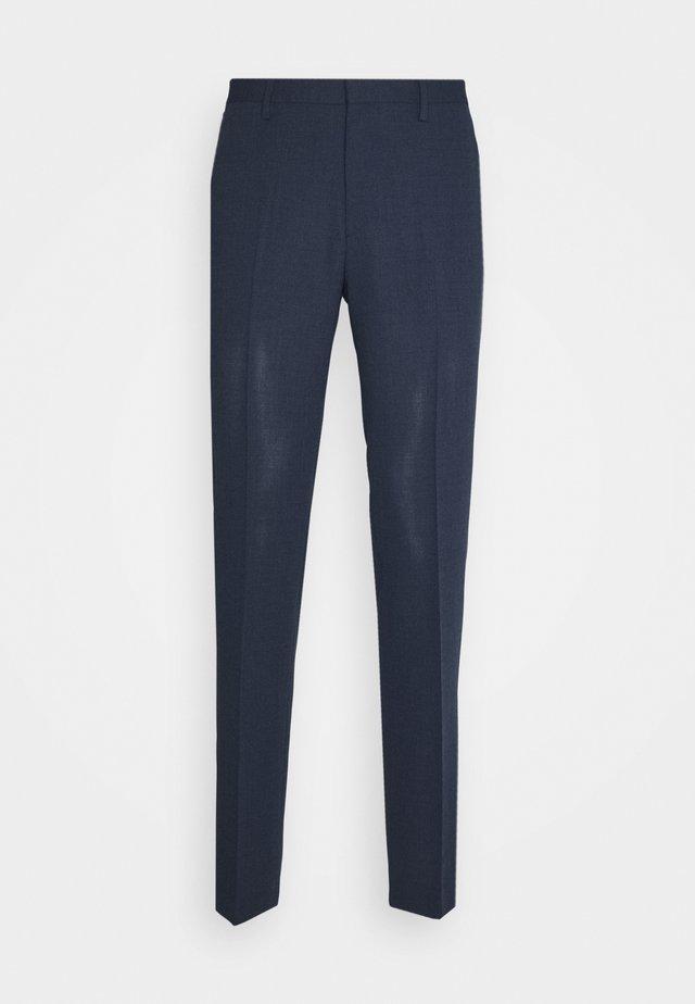 THODD - Suit trousers - misty blue