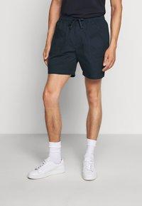 Club Monaco - UTILITY - Shorts - navy - 0