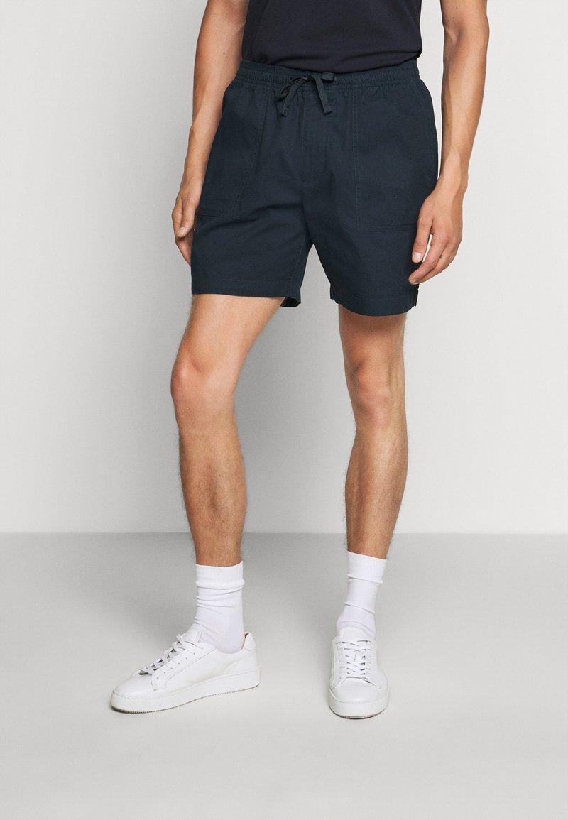 Club Monaco - UTILITY - Shorts - navy