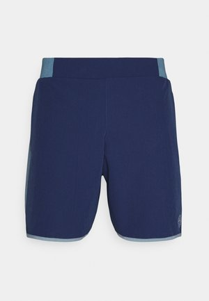 ADNAN TECH SHORTS - Sports shorts - denim blue/dark blue