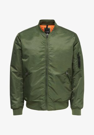 Bomber Jacket - deep depths