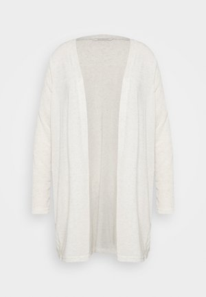CARNESSA CARDIGAN - Cardigan - cloud dancer/melange