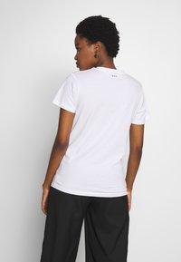Napapijri - SHYAMOLI - Print T-shirt - bright white - 2