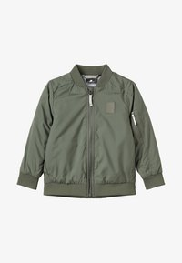 Didriksons - ROCIO KIDS JACKET - Outdoor jacket - khaki - 5