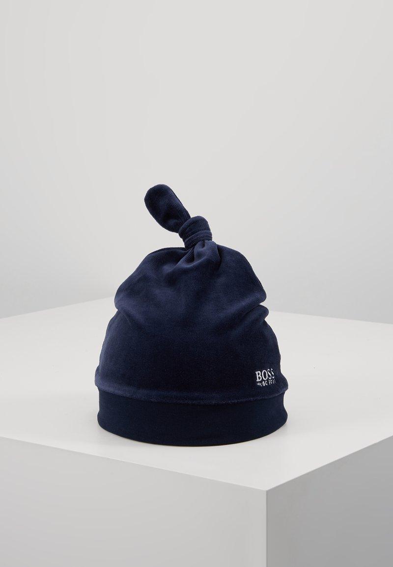 BOSS Kidswear - Gorro - bleu cargo