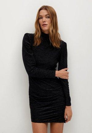 PLUMA - Vestito elegante - nero