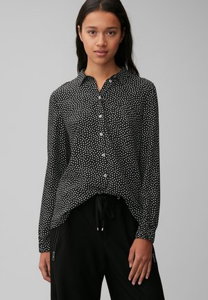 MIT ALLOVER-MUSTERPRINT - Button-down blouse - multi