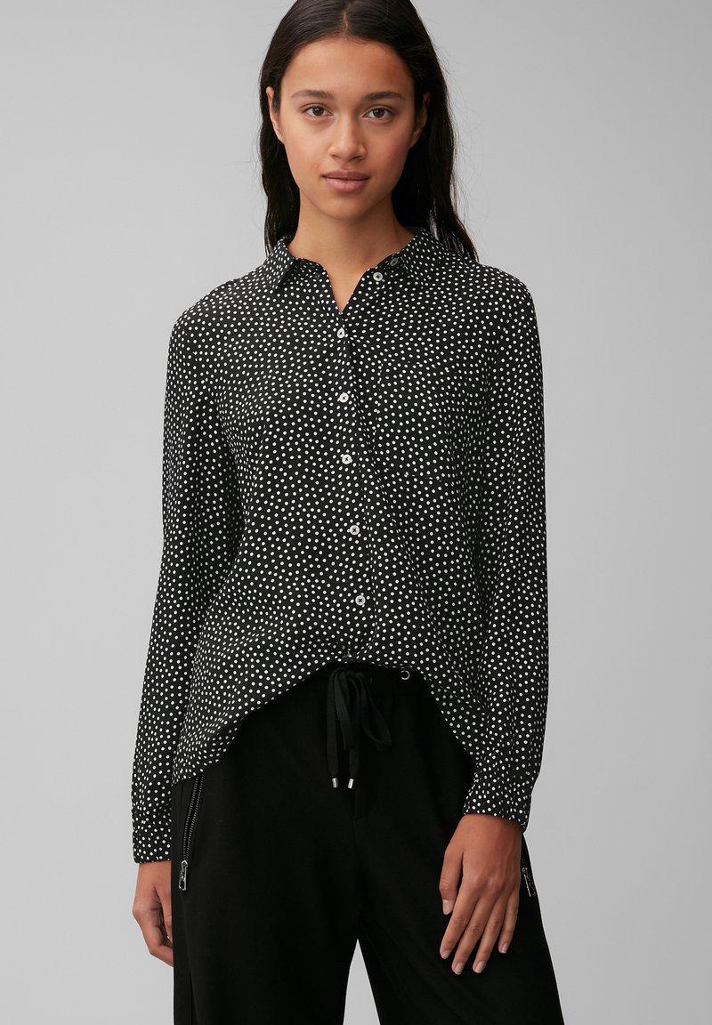 Marc O'Polo - MIT ALLOVER-MUSTERPRINT - Button-down blouse - multi