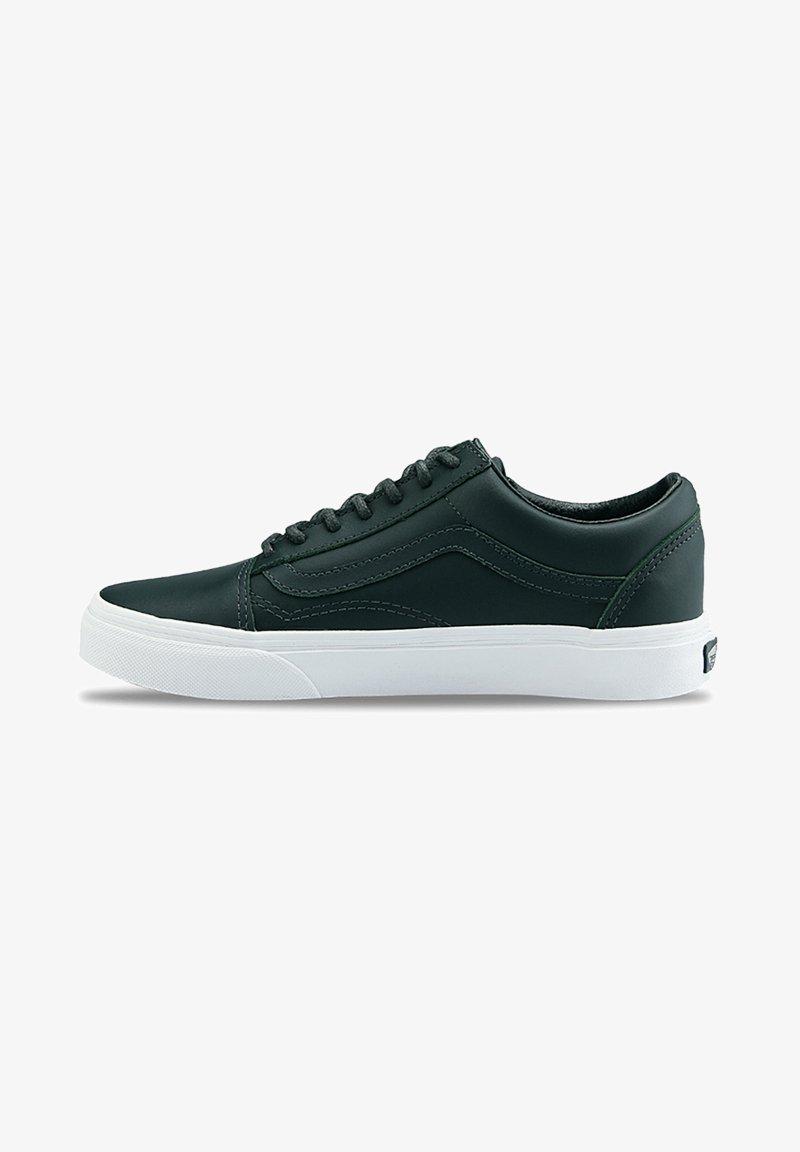 Vans - OLD SKOOL ZIP ANTIQUE - Trainers - green