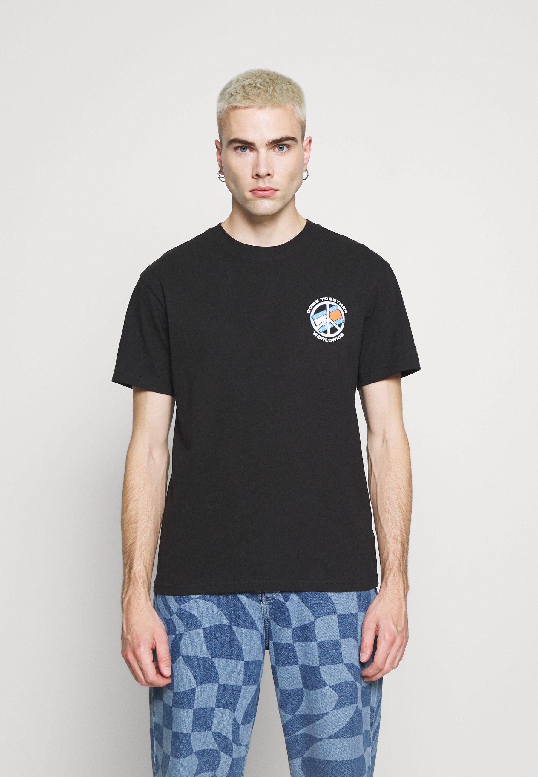 Men TOGETHER WORLD PEACE TEE UNISEX - Print T-shirt