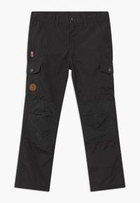 TrollKids - KIDS TROLLHEIMEN - Outdoor trousers - anthracite - 0