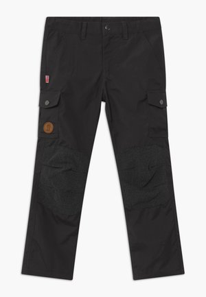 KIDS TROLLHEIMEN - Outdoor trousers - anthracite