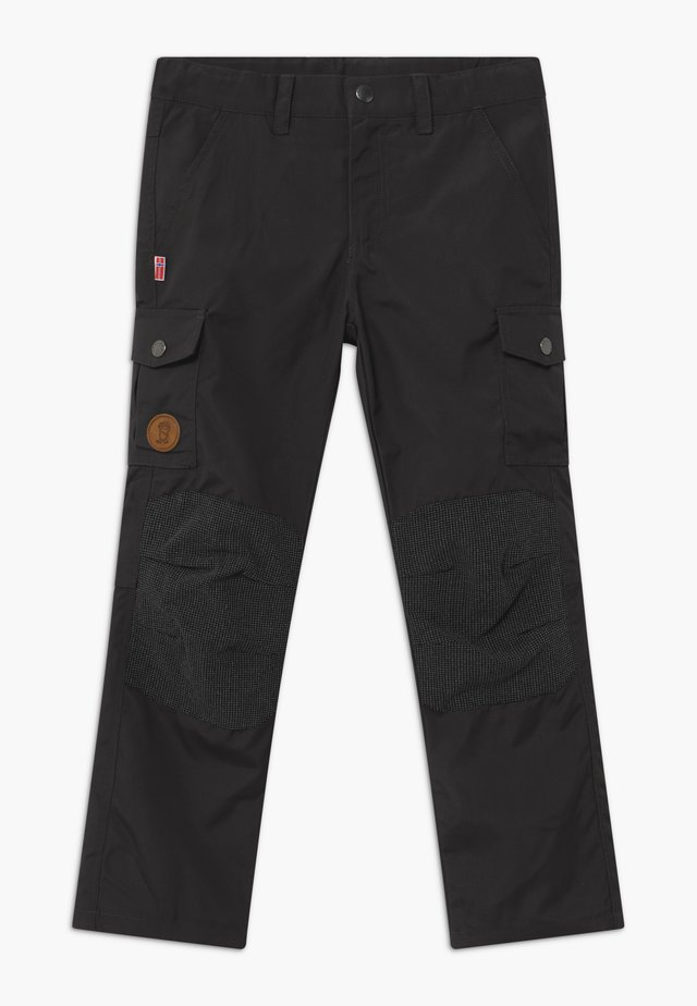 KIDS TROLLHEIMEN - Pantalons outdoor - anthracite