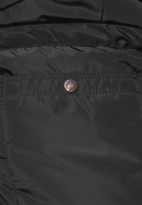 CAPSULE by Simply Be - LUXE LONGLINE PADDED COAT - Winter coat - black - 3