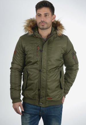 EGON - Zimní bunda - ivy green