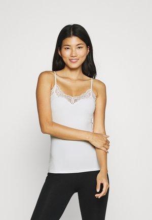 CAMISOLE ANNA - Undershirt - off-white