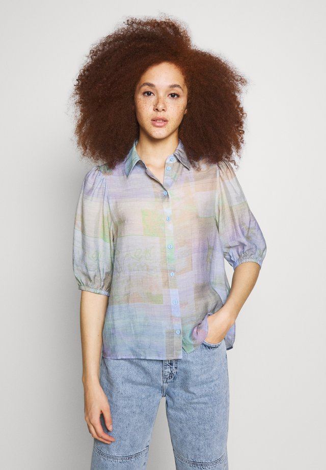 ENBANKZY - Button-down blouse - street