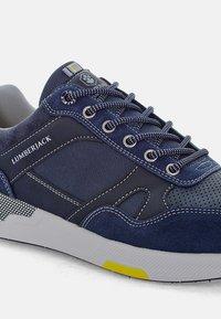 Lumberjack - Sneakers basse - navy blue - 7