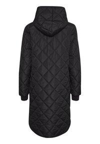 Kaffe - PTILLA - Winter coat - black deep - 5