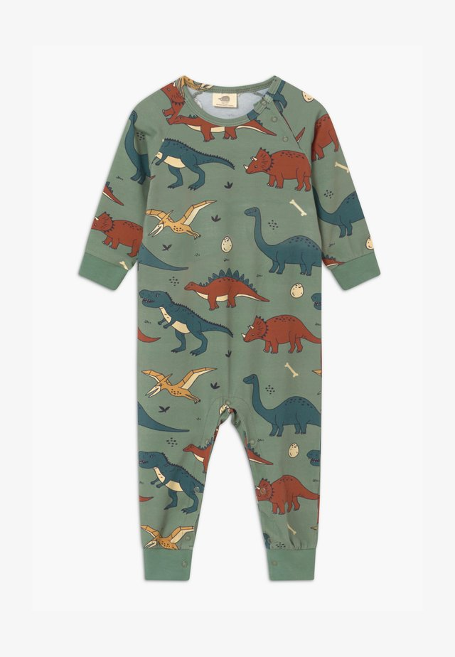 FUNNY DINOSAURS BABY - Pijama - green