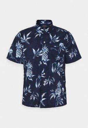 SHORT SLEEVE SPORT SHIRT - Camicia - blue