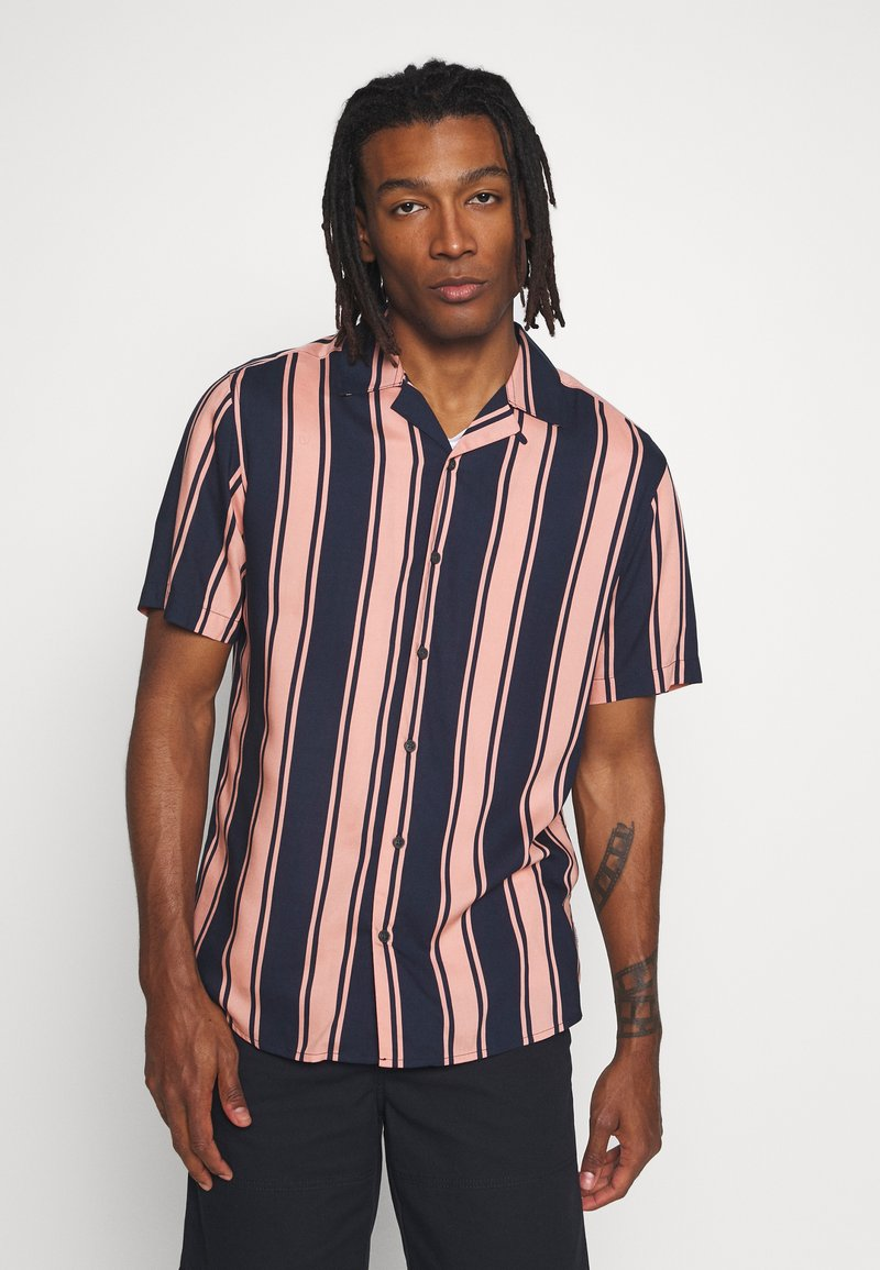 Only & Sons - ONSWAYNI STRIPED - Shirt - misty rose