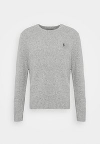 LONG SLEEVE - Jumper - grey donegal