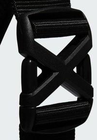 adidas Performance - RUN BOT - Bum bag - black - 6