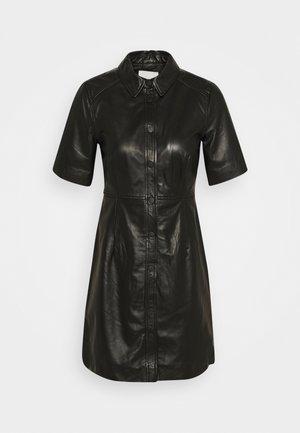 OBJPRIA L DRESS  - Day dress - black
