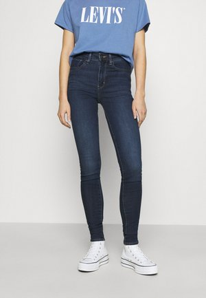 721 HIGH RISE SKINNY - Jeansy Skinny Fit - bogota feels